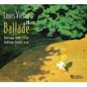 Vierne : Ballade - Intégrale pour violon et piano