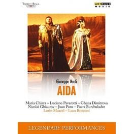 Verdi : Aida / Théâtre de la Scala de Milan,1985