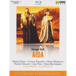 Verdi : Aida (BD) / Théâtre de la Scala de Milan,1985
