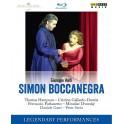 Verdi : Simon Boccanegra (BD) / Opéra de Vienne, 2002
