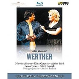 Massenet : Werther (BD) / Opéra de Vienne, 2005