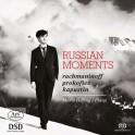 Rachmaninoff - Prokofiev - Kapustin : Russian Moments