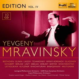 Evgeni Mravinsky Edition Vol.4