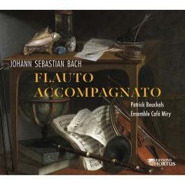 Bach, J-S : Flauto accompagnato