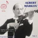 Legendary Treasures Albert Markov Vol.1
