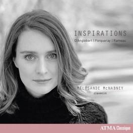 Inspirations, Oeuvres françaises pour clavecin