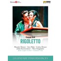 Verdi : Rigoletto / Grand théâtre del Liceu, Barcelone 2004