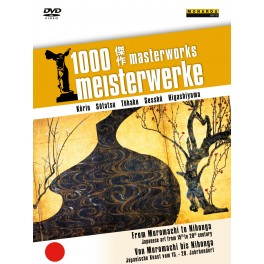 1000 Masterworks : De l'époque Muromachi au Nihonga