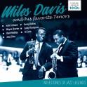 Milestones of Jazz Legends / Miles Davis and His Favorite Tenors