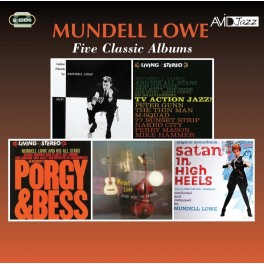 Five Classic Albums / Mundell Lowe