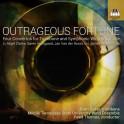 Outrageous Fortune : Quatre Concertos pour trombone et vents