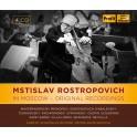 A Moscou - Enregistrements Originaux / Mstislav Rostropovitch