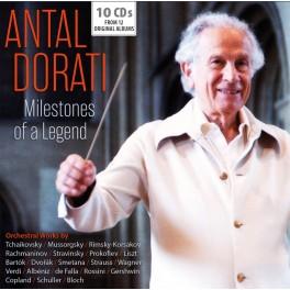 Milestones of a Legend / Antal Dorati