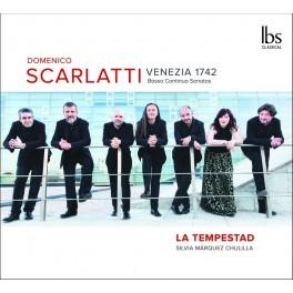 Scarlatti, Domenico : Venezia 1742