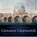 "Giornovich, Giovanni : Concertos ""Londoniens"""