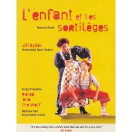 L'Enfant et les Sortilèges / Jiří Kylián