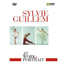 Sylvie Guillem at Work & Portrait