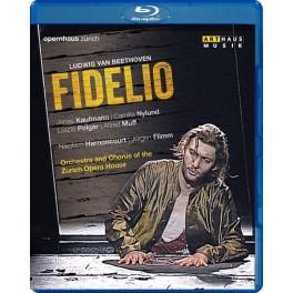 Beethoven : Fidelio (BD) / Opéra de Zurich, 2004