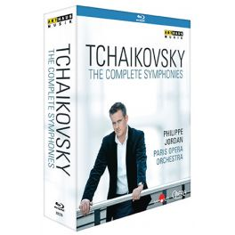 Tchaïkovski : Intégrale des Symphonies (BD) / Philippe Jordan