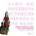 Airs De Differens Autheurs Donnés A Une Dame