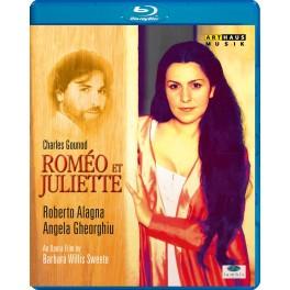Gounod : Roméo & Juliette (BD) / Opéra Film de Barbara Willis Sweete