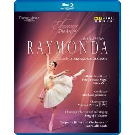 Glazounov : Raymonda (BD) / Théâtre de la Scala, 2011