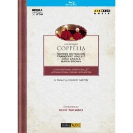Delibes : Coppélia (BD) / Opéra National de Lyon, 1994