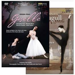 Adam - Shchedrin : Giselle & La Mouette