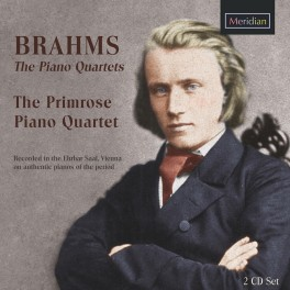 Brahms : Les Quatuors avec Piano