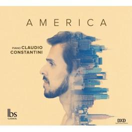 America - Musique pour piano / Claudio Constantini