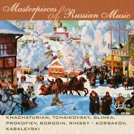 Les Chefs d'Oeuvre de la Musique Russe