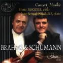 Brahms & Schumann : Oeuvres pour alto et piano