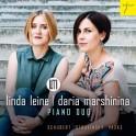 Schubert - Stravinsky - Vasks : Duos de Piano