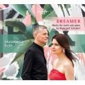 Reger - Schubert : Dreamer, Oeuvres pour violon et piano