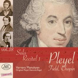 Édition Ignaz Joseph Pleyel Vol.18 - Récital Solo