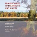 Brahms : Musique de Chambre pour Clarinette et Piano-forte