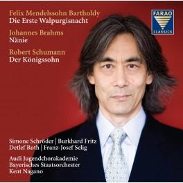 Kent Nagano dirige Mendelssohn, Brahms et Schumann
