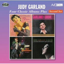 Four Classic Albums Plus - Vol.2 / Judy Garland