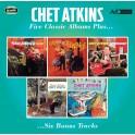 Five Classic Albums / Chet Atkins