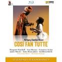 Mozart : Cosi fan Tutte (BD) / Festival de Salzbourg, 1983