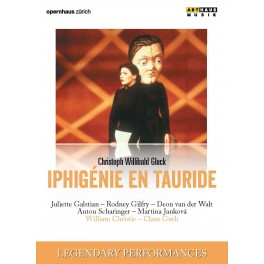 Gluck : Iphigénie en Tauride / Opéra de Zurich, 2001