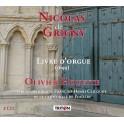 Grigny, Nicolas de : Le Livre d'orgue