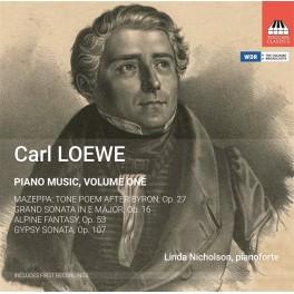 Loewe, Carl : Musique pour piano - Volume 1