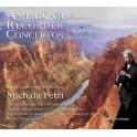 Concertos Américains pour Flûte à bec
