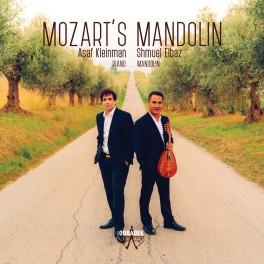 Mozart : Sonates pour violon jouées à la Mandoline