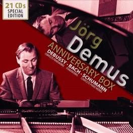 Anniversary Box / Jörg Demus