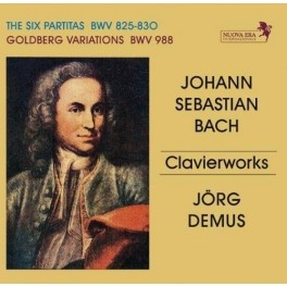 Bach : Oeuvres pour piano / Jörg Demus