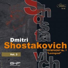 Chostakovitch : Symphonie n°7 (Symphonies - Vol.3)