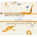 Brescianello, G-A : Concerti à 3 - Volume 2