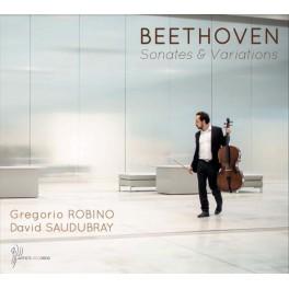 Beethoven : Sonates et Variations pour violoncelle et piano